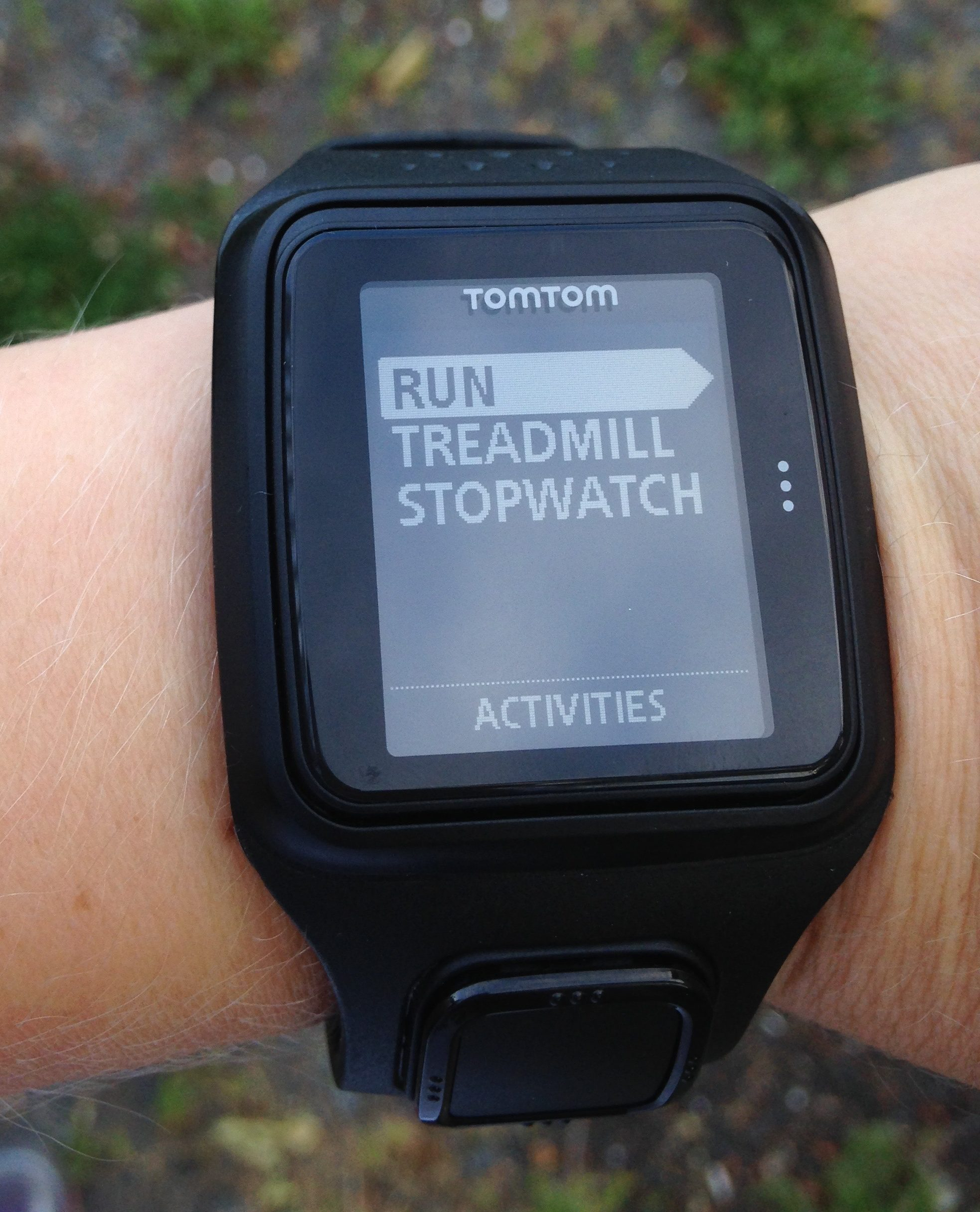 Review of TomTom Runner GPS Watch 2