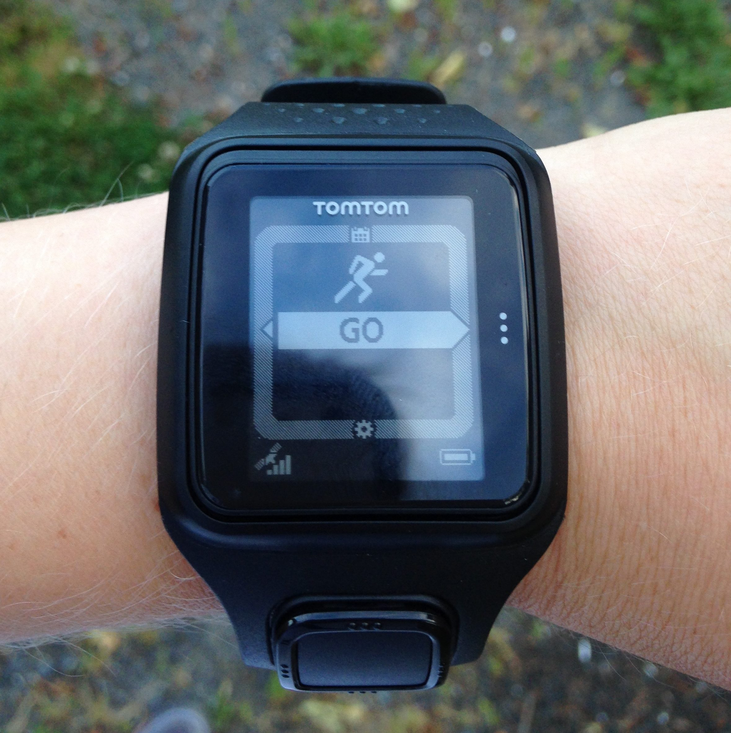 Review of TomTom Runner GPS Watch 4
