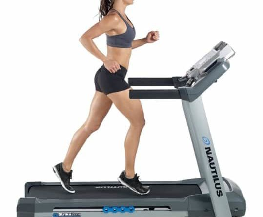 nautilus t614 treadmill review