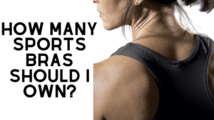 How Many Sports Bras Should I Own?