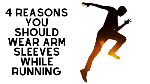 why do runners wear arm sleeves